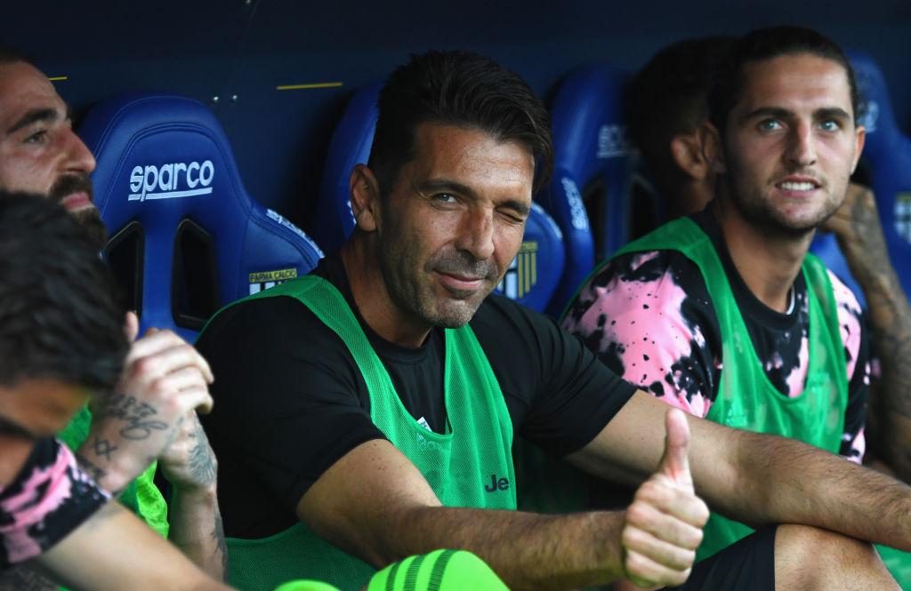 Gianluigi Buffon, Juventus, Serie A