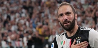 Gonzalo Higuain, Juventus