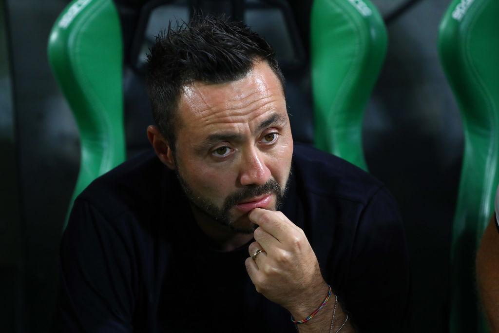Roberto De Zerbi, Serie A, Sassuolo
