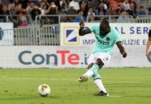 Romelu Lukaku, Inter Milan, Cagliari, Serie A