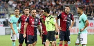 Serie A, referee