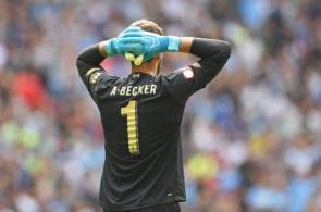 Alisson Becker, Liverpool