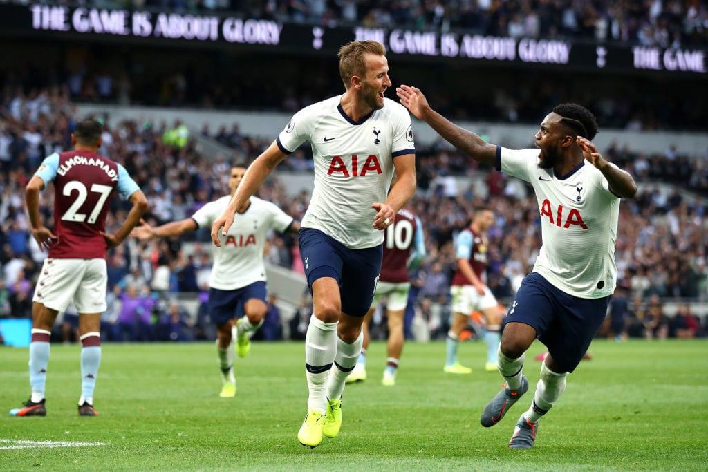 Harry Kane, Danny Rose, Tottenham