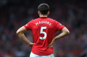 harry maguire, manchester united, Europa League