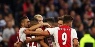 Ajax, Champions League