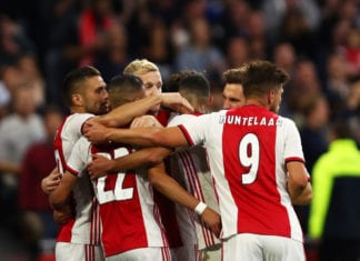 Ajax, Champions League