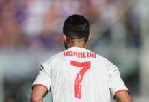 Cristiano Ronaldo, Juventus, McDonald's