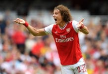 David Luiz, Arsenal, Premier League