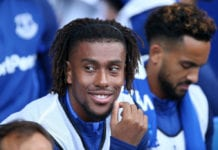 Alex Iwobi, Everton, Premier League