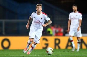 Lucas Biglia, AC Milan, Serie A