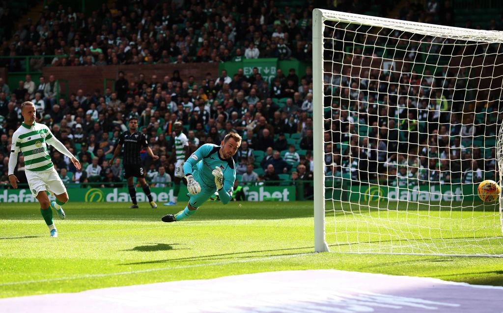 Mikey Johnston, Celtic