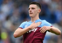 Report: Rice is committed to West Ham not a United move