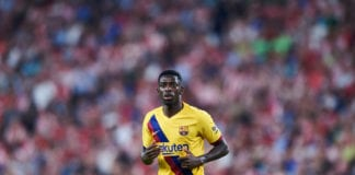 Ousmane Dembele, Barcelona, La Liga