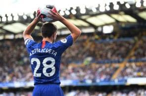 Cesar Azpilicueta, Chelsea, Premier League