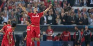 Erling Haaland, RB Salzburg