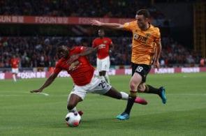 Wan-Bissaka, Manchester United