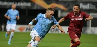 Lazio, Cluj, UEFA Europa League