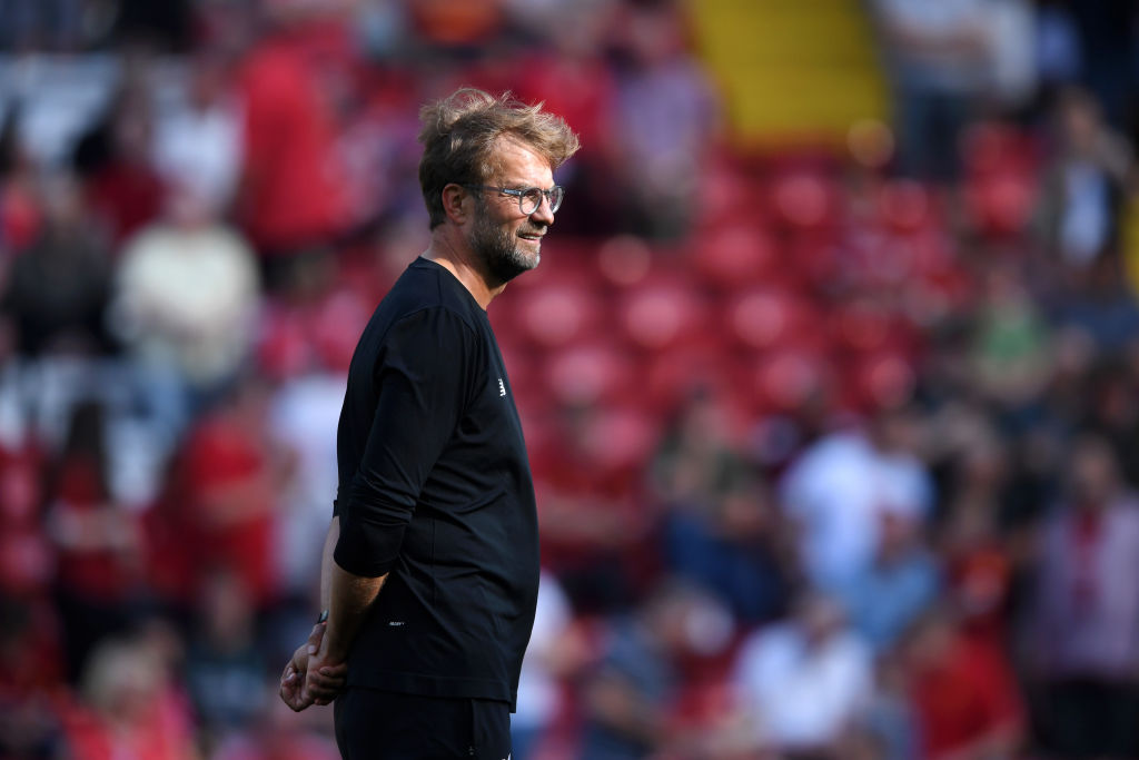 Liverpool FC v Arsenal FC - Premier League