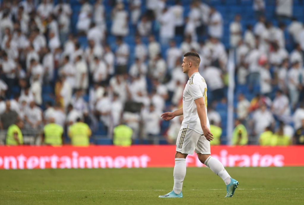 Real Madrid, Luka Jovic