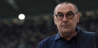 Maurizio Sarri, Juventus, Hellas Verona, Serie A