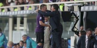 Franck Ribery, vincenzo montella, fiorentina