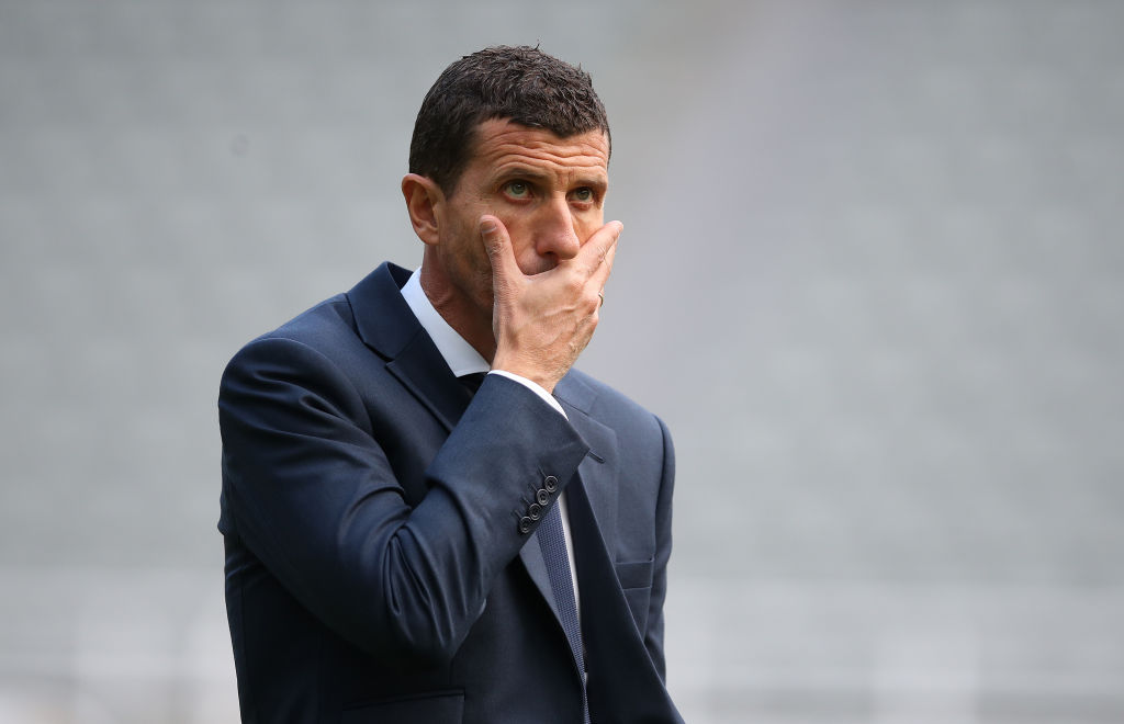 Javi Gracia, Watford, Premier League