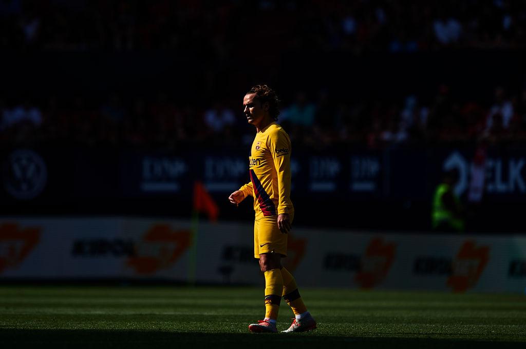 Antoine Griezmann, Ligue 1