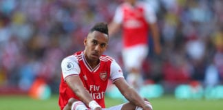 Aubameyang, Arsenal