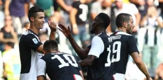 Paulo Dybala, Cristiano Ronaldo, Juventus, SPAL