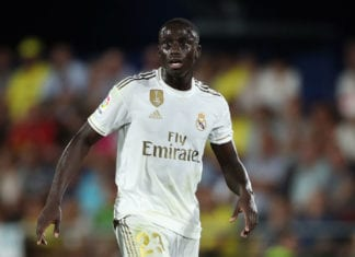 Ferland Mendy, Real Madrid, La Liga