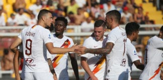 AS Roma, Lecce, Paulo Fonseca