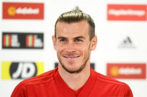 Gareth Bale, Wales, Real Madrid