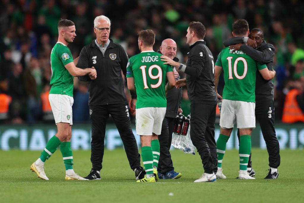 Ireland, Euro 2020, Mick McCarthy