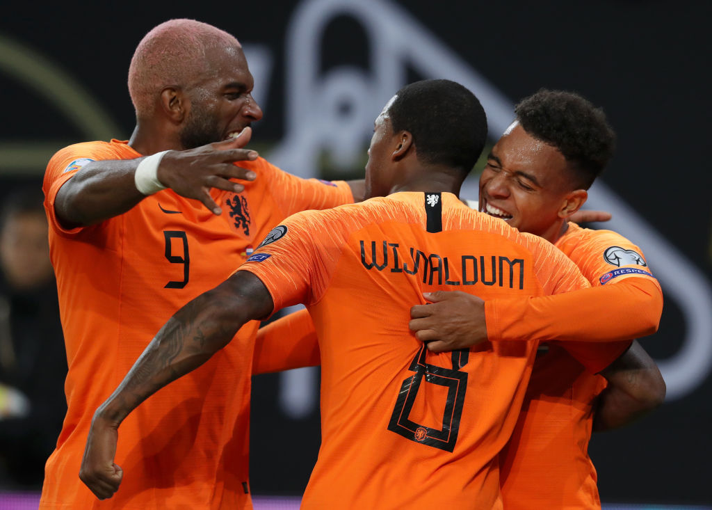 Euro 2020, Netherlands, Ryan Babel,