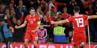 Wales, Gareth Bale