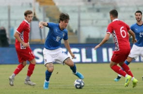 Italy v Moldova - U21 International Friendly