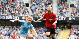 Manchester United, Manchester City, Women's Super League