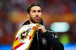 Sergio Ramos, Spain, Real Madrid, Robert Moreno, Norway