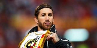 Sergio Ramos, Spain, Real Madrid