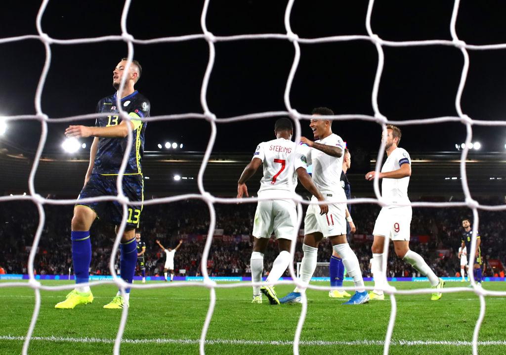 Jadon Sancho, England, EURO 2020