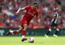 Trent Alexander-Arnold, Liverpool, Napoli, UEFA Champions League