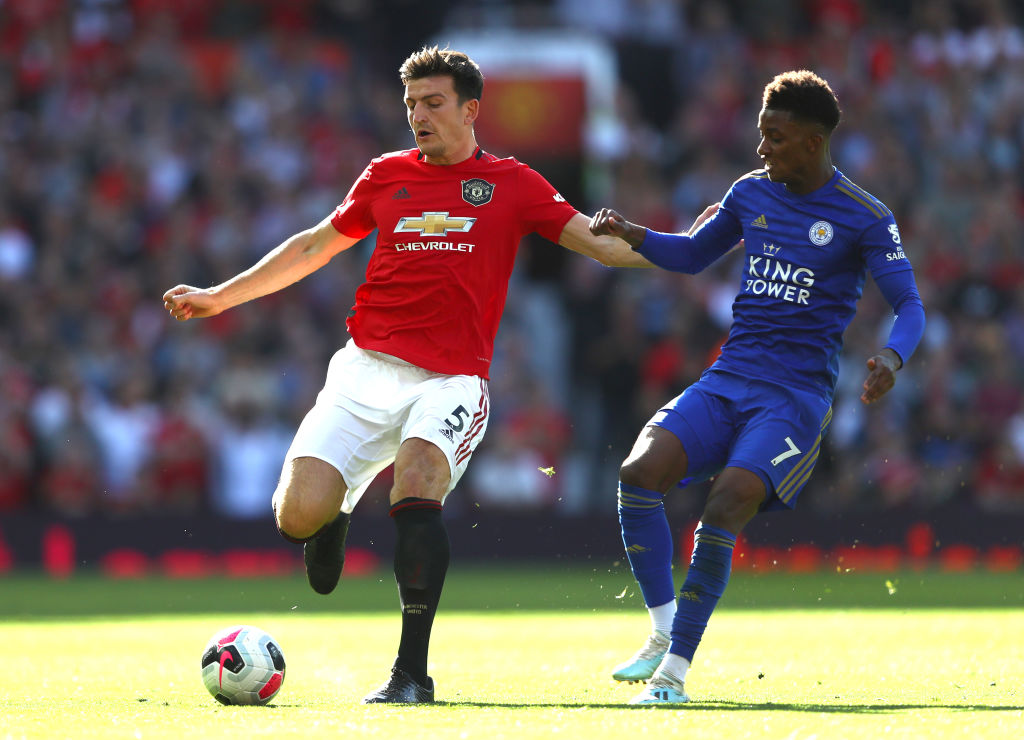 harry maguire, manchetser united