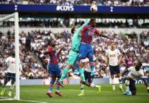 Tottenham Hotspur, Crystal Palace