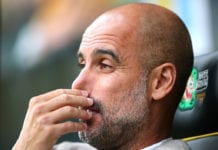 Pep Guardiola, Manchester United, Premier League