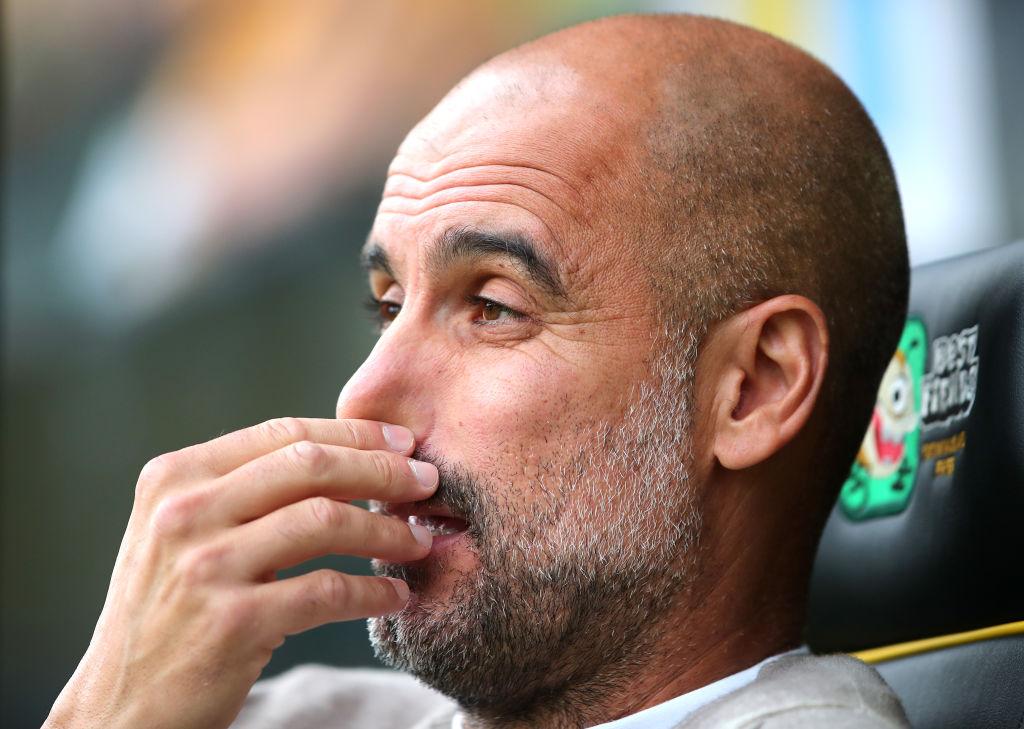 Pep Guardiola, Manchester United, Premier League