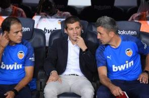 Valencia, Albert Celades, La Liga