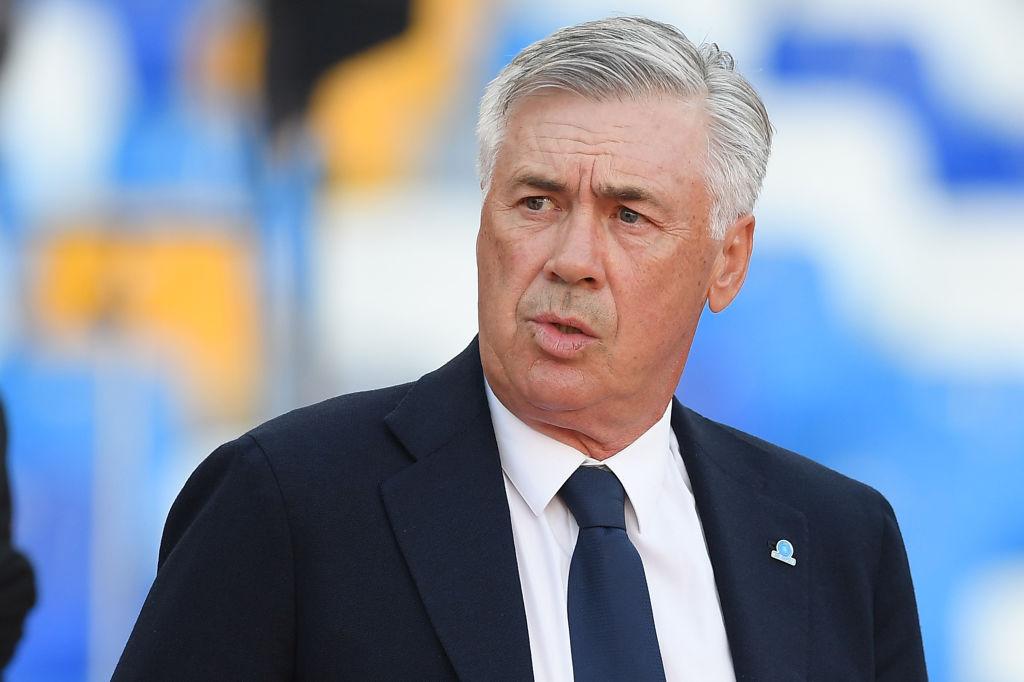 Carlo Ancelotti, Napoli, Serie A, Juventus