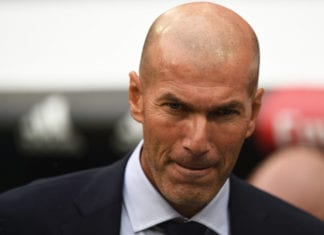 Zinedine Zidane, Real Madrid, PSG