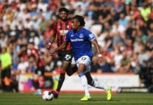 Everton, Alex Iwobi, Premier League
