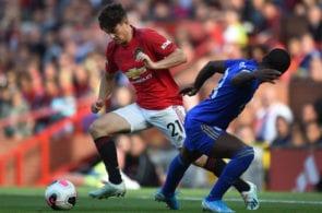 Daniel James, Manchester United, Premier League